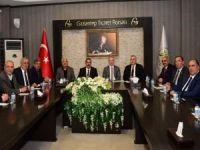 """Vali Gül: """"Sanayicilerle iş birliği içerisinde olacağız"""""""