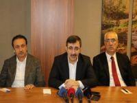 AK Partili Yılmaz yargının HÜDA PAR ve başörtüsü kararlarını değerlendirdi