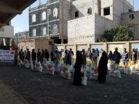 Umut Kervanı Vakfından Yemen'e yardım