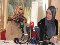 Savaşın mağduru olan kadınlar yardım bekliyor
