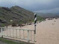 Adıyaman'da yağış sele neden oldu