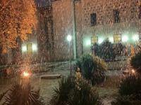 Ankara'da eğitime kar engeli
