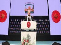 """Erdoğan: """"Silemeyeceksiniz, bu tarihî gerçeği yok edemeyeceksiniz"""""""