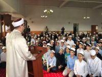 """Erbaş: """"Kur'an-ı Kerim'i öğrenmenin amacı, onu anlamak ve yaşamaktır"""""""