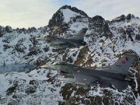Hava harekatında 10 PKK'lı öldürüldü