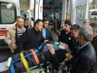 Siirt'teki iki ayrı kazada 3'ü ağır 9 kişi yaralandı