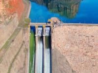 Kapağı kopan Dicle Barajı'nda son durum