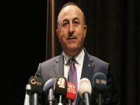 """Çavuşoğlu'ndan """"Golan Tepeleri"""" açıklaması"""