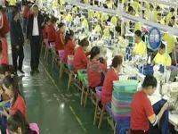 Çin, Müslümanları köle gibi fabrikalarda çalıştırıyor