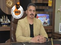 BBD Başkanı Uyanık, Gazeteciler Günü'nü kutladı