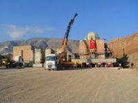 Tarihi Eyyubi Camisi'ni taşıma işlemleri tamamlandı