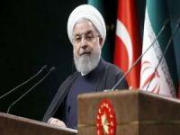 Ruhani: Türkiye'nin enerji ihtiyacını karşılamaya hazırız
