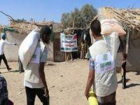 Umut Kervanı Yemen'e yönelik yardımlarını sürdürüyor