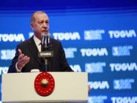 """Erdoğan: """"Yere yıktığın düşmanını tekmeleme, sen İsrail'deki Yahudi değilsin"""""""