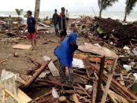 Endonezya'da tsunami: 168 ölü 584 yaralı