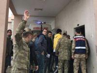Askeri araç devrildi: Bir asker hayatını kaybetti 5 yaralı