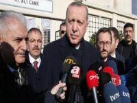 Erdoğan: Münbiç'te henüz kesinleşmiş bir şey yok