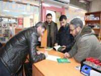 Şanlıurfa'da Siyer Sınavına yoğun ilgi