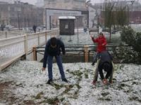 Meteorolojiden kuvvetli yağış, kar ve rüzgar uyarısı