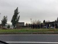 Mardin'de öğrenci servisi devrildi: 8 yaralı