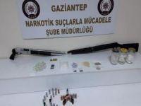 Gaziantep'te uyuşturucu operasyonunda 10 tutuklama