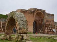 8 asırlık Han El-Ba'rur Hanı restore ediliyor