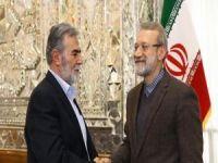 Laricani: İran her zaman Filistin direnişini desteklemektedir