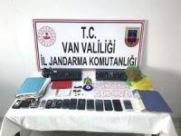 Van'da PKK operasyonu: 10 gözaltı
