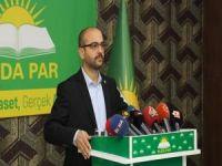 HÜDA PAR: Seçimlere katılmama kararı alınmıştır