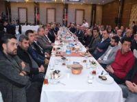 İş dünyasının temsilcileri Diyarbakır'da bir araya geldi