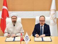 Diyanet ile Maarif vakıfları arasında iş birliği protokolü