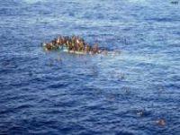 Akdeniz'de göçmenleri taşıyan bot battı: 117 ölü
