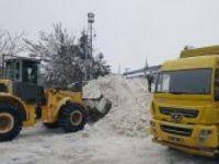 Bingöl'de 97 köy yolu ulaşıma kapalı