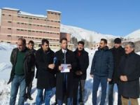 """Bitlis STK'ları: """"Uyuşturucu üssü metruk binalar rehabilite edilmeli"""""""