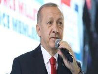 Cumhurbaşkanı Erdoğan: Mekke'nin Medine'nin üzerine titriyoruz