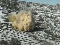 150 kilo patlayıcı ele geçirildi