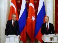 Erdoğan ve Putin ortak açıklama yaptı