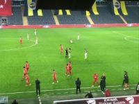 Fenerbahçe kupada tuş oldu: 0-1
