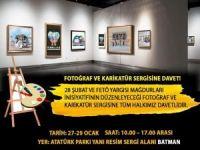 28 Şubat ve FETÖ yargısı mağdurlarını konu alan sergiye davet