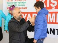 Gaziantep Umut Kervanı 10 bin ailenin yüzünü güldürdü