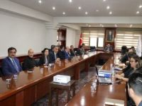 Belediyeden İş Sağlığı ve Güvenliği Kurulu toplantısı