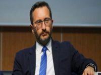 Cumhurbaşkanlığı İletişim Başkanı Altun'dan ABD Büyükelçiliği'ne tepki
