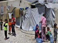 DSÖ: El-Hol Kampı'ndaki 29 çocuk hayatını kaybetti