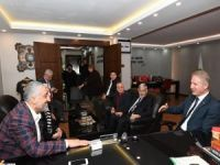 """Vali Gül: """"Gaziantep bölgenin sağlık üssü haline gelecek"""""""
