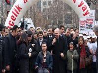 """Türkiye geneli """"Öncelik Hayatın, Öncelik Yayanın"""" eylemi yapıldı"""