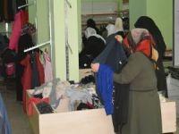 Batman Umut Kervanından 150 aileye giyim yardımı