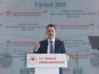 Bakan Pakdemirli: Türkiye 4 ürünün üretim ve ihracatında dünyada birinci sırada