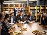 """""""2019 Prof. Dr. Fuat Sezgin Yılı"""" protokolü imzalandı."""