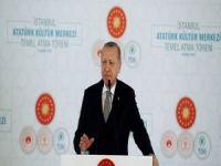 Erdoğan: Kitap ve süreli yayınlarda KDV oranı sıfıra düşürülecek