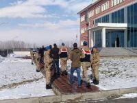 Van'da PKK operasyonunda 10 tutuklama